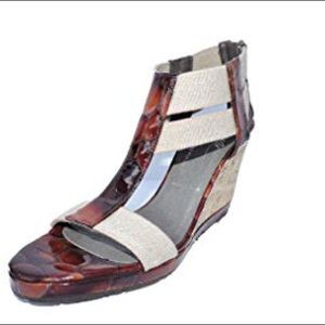 Donald J Pliner Majio Designer Wedge Sandal